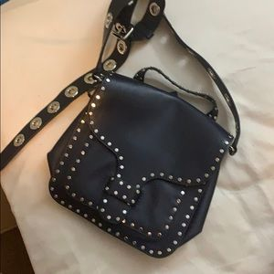 Rebecca Minkoff Midnighter Bag Navy